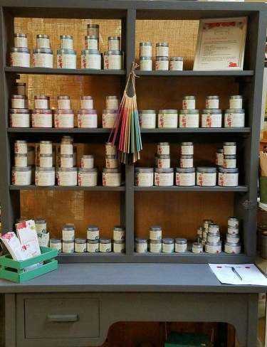 Line of Country Chic Paint at Dollies to Doorknobs in Stanwood, WA